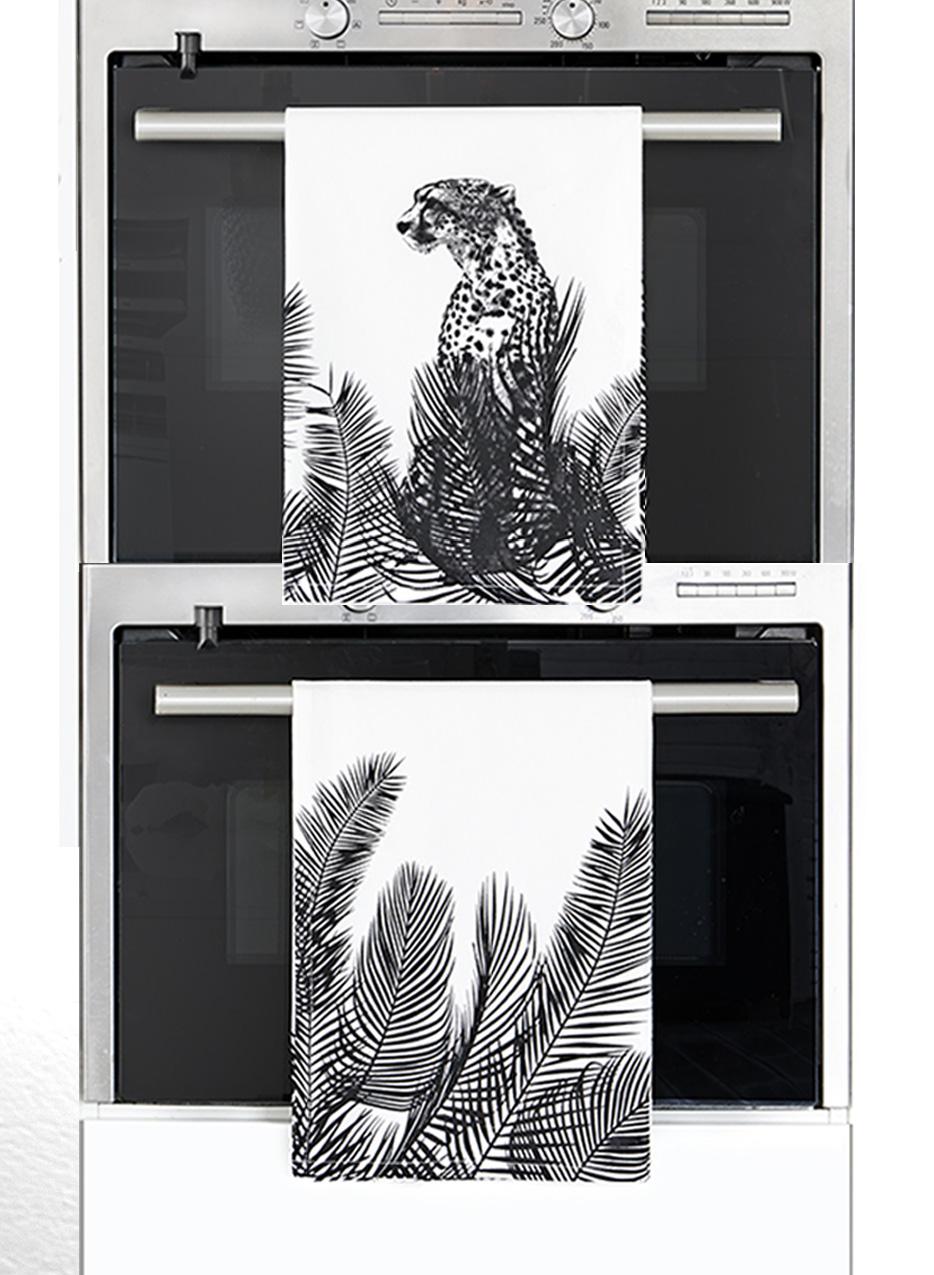 Set/2 Kökshanddukar Panthera