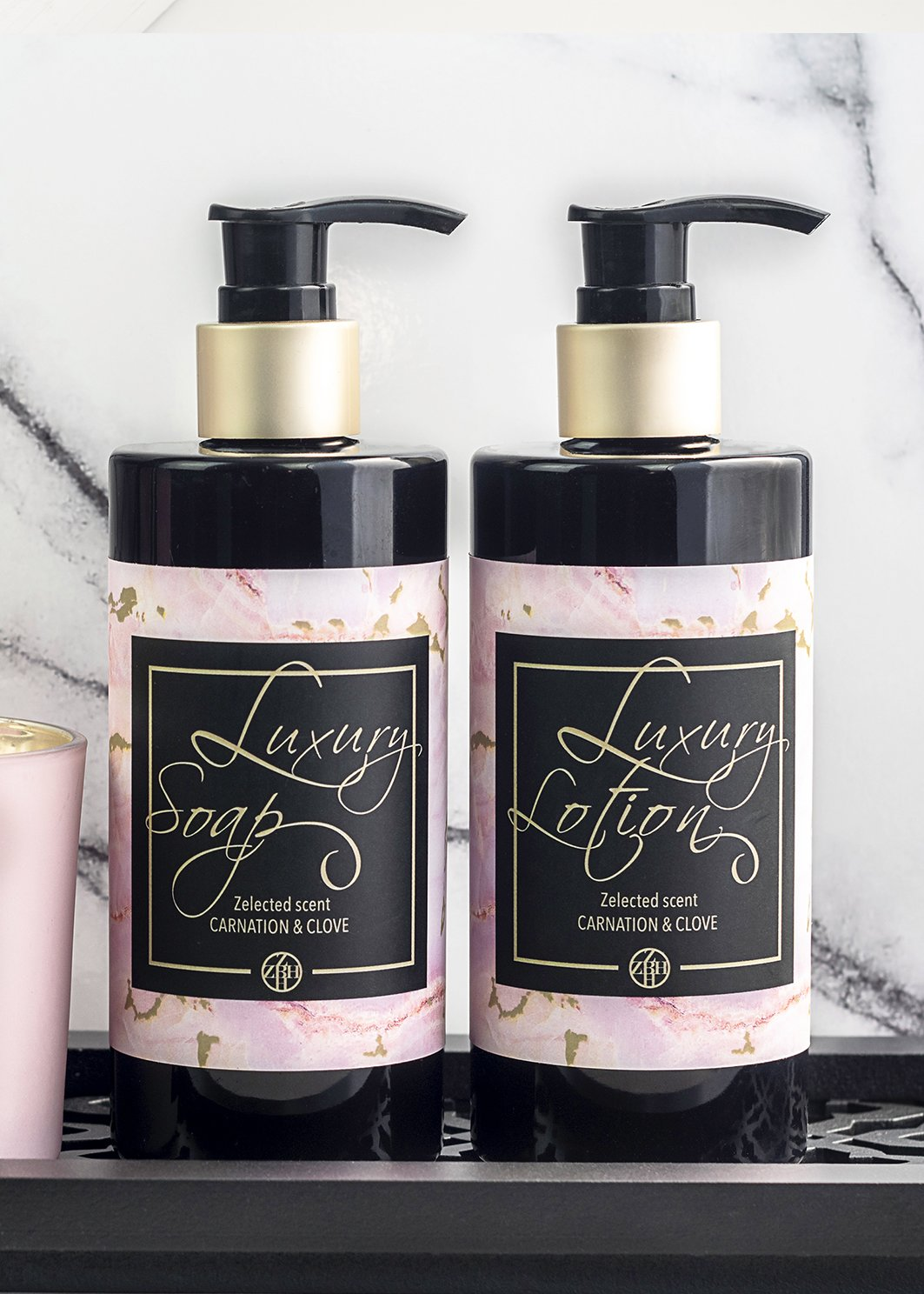 Lotion Carnation & Clove