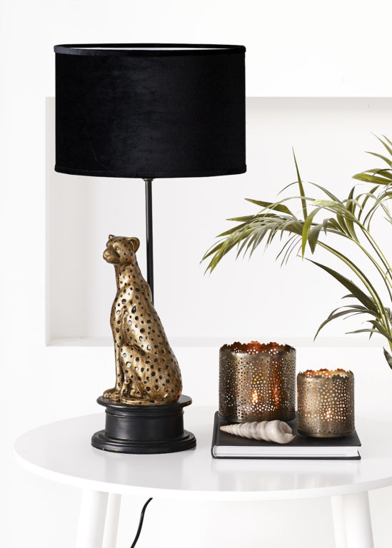 Lampfot Cougar