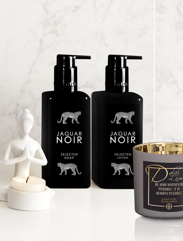Tvål Jaguar Noir